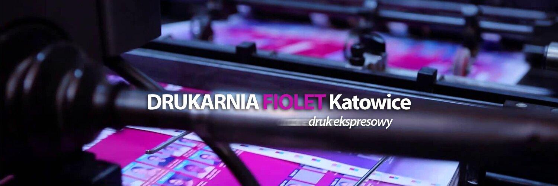 Drukarnia Fiolet Katowice - Blog o poligrafii